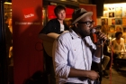 Ghostpoet Live At The Big Chill Bar